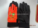 PU-Handschuh-Sicherheit Handschuh-Garten Handschuh-Bearbeiten Handschuh-Geschützten Handschuh