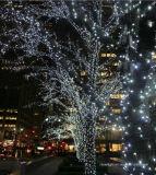 Indicatori luminosi artificiali esterni dell'albero di natale LED della decorazione