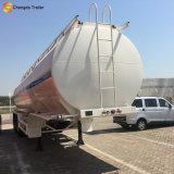 Eje triple 50m3 Tank Petrolero semi remolque para venta