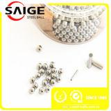 Sfera d'acciaio stridente del metallo magnetico di AISI52100 G100 5mm