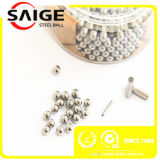 AISI52100 G100 5mmの粉砕磁気金属の鋼球
