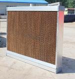 Casa de la pollería /Gases de Efecto/Almacén almohadilla de refrigeración por evaporación del sistema de refrigeración