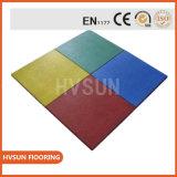 Имеющеся в настиле 5 популярных цветов дешевом резиновый для зоны поднятия тяжестей в центре пригодности