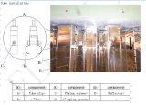 زجاجيّة طباعة [سلك سكرين] آلة