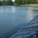 池はさみ金のためのHDPEの防水ボード
