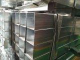 Fornitore rettangolare del cinese galvanizzato fabbricazione dei tubi d'acciaio di Tianjin