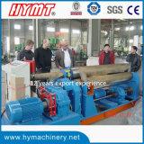 W11-16X2500 Mecânica cilindros Tipo 3 máquina de dobragem da chapa de aço