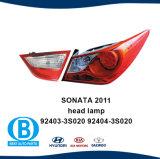 Fanale posteriore 92402-3s020 92401-3s020 per Hyundai 2011