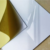Materiais de construção da placa de espuma de PVC coloridos para venda