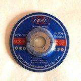 石115X6X22.2のための樹脂担保付きの粉砕ディスク