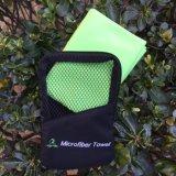 De ultra Absorberende LichtgewichtHanddoek van de Gymnastiek Microfiber