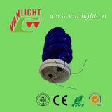 T3 het Blauw van Xt van de Lamp van de Kleur (vLC-CLR-HS-reeks-B), Energie - de Lamp van de besparing