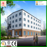 Стальной Pre-Fabricated структуре склада здание с Exhition зал