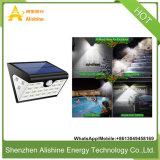 28LED 300lumens mur extérieur du capteur de mouvement lumineux des feux de lumière solaire