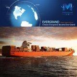 중국에서 글로벌 바다 운임 출하