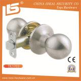 Fácil de instalar o botão redondo tubulares (porta lock) (607)