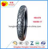 Pneu sans chambre de moto de pneu de vente chaude avec 180/55-17