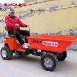 Микро-Tip Dumper Payloader 120 кг для сада фермы