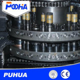Punzonadora de la torreta hidráulica del CNC de China para el metal de hoja