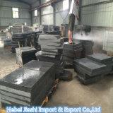 Lastre nere del granito di Binzhou per il materiale della decorazione e della costruzione