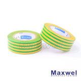Bande auto-adhésive standard d'isolation de PVC d'UL