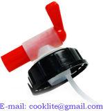 Colpetto d'erogazione Aeroflow 58mm della protezione di camino per i timpani del cloro