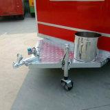 منتوج متأخّر متحرّك طعام عربة مقطورة لأنّ عمليّة بيع طعام عربة