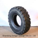 Pneumatico solido della gomma del carrello elevatore superiore all'ingrosso della fabbrica in Cina 650-10