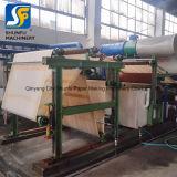 Sf papel higiénico que hace la máquina para la venta de tejido facial de la línea de producción de embalaje