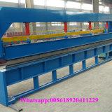 machine à cintrer en acier hydraulique de 4m/6m