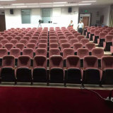 Presidente de la Iglesia Asiento del Auditorio, Sala de Conferencias sillas Empujar Auditorio Auditorio Auditorio plástico silla asiento Asientos (R-6158)