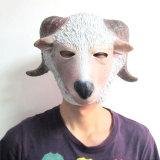 Máscara de látex Máscara de cerdo Máscara de caballo Máscara de fiesta Máscara de perro