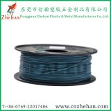 White Color에 Thermochromic PLA 3D Printer Filament Grey Volor Change