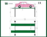 4郵便車の駐車上昇Pfp32/1800