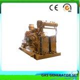 De Elektrische Generator van het Gas van de Macht van de biomassa (500KW)