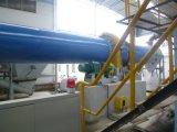 Secador de cilindro giratório/máquina de secagem para o pó/areia/argila /Limestone da mineração com carvão/eletricidade/gás como recursos de calor