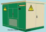 1600kVA 10kvのクラスの乾式の変圧器の分布の高圧変圧器
