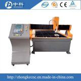Tagliatrice del plasma del metallo di CNC del acciaio al carbonio di Jinan Zhongke da vendere