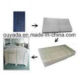Una poli piccola pila solare 100W del grado nel sistema di energia solare a energia solare e