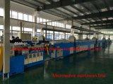 Extrusora da borracha de silicone da tecnologia avançada com canaleta Vulcanizing contínua (CE/ISO9001)