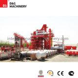 Equipo de planta de procesamiento por lotes por lotes caliente del asfalto de 320 t/h para la venta