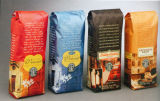 Kundenspezifisches Printed Top Grade Aluminum Foil Coffee Bag mit Valve