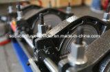 Sud250h soldadura topo a máquina hidráulica para tubo
