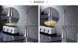 Les accessoires de salle de bains abaissent le robinet de cuisine avec la conformité