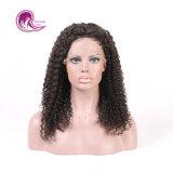 Parrucca frontale del merletto dei capelli di Remy con riccio naturale