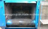 耐久の高度の追跡されたタイプショットブラスト機械