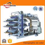 Machine d'impression flexographique