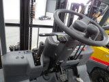 4ton Carretilla Diesel con bobinas de papel Pinzas