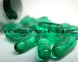 GMP zugelassene Aloevera-Gele, natürliche Aloevera-weiche Kapseln, transparentes Softgels