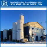 Asu aire planta de separación de gas criogénico de planta de producción de oxígeno